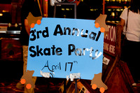 Dr. Ben White - 3rd Annual Skate Party